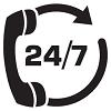 servicio de atención 24 horas