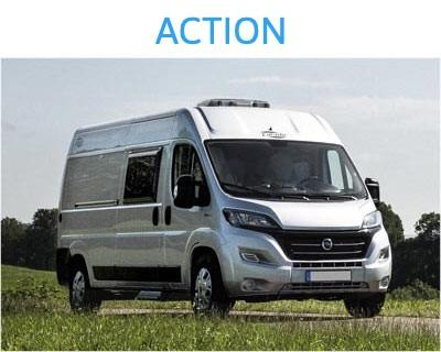 Renta de Campers: Modelo Action