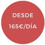 Precio Desde 165 euros